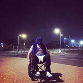 wheelchair off shoot